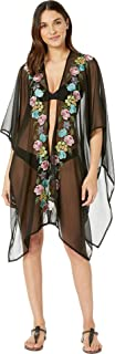 Betsey Johnson Women's Enchanted Garden Boho Topper