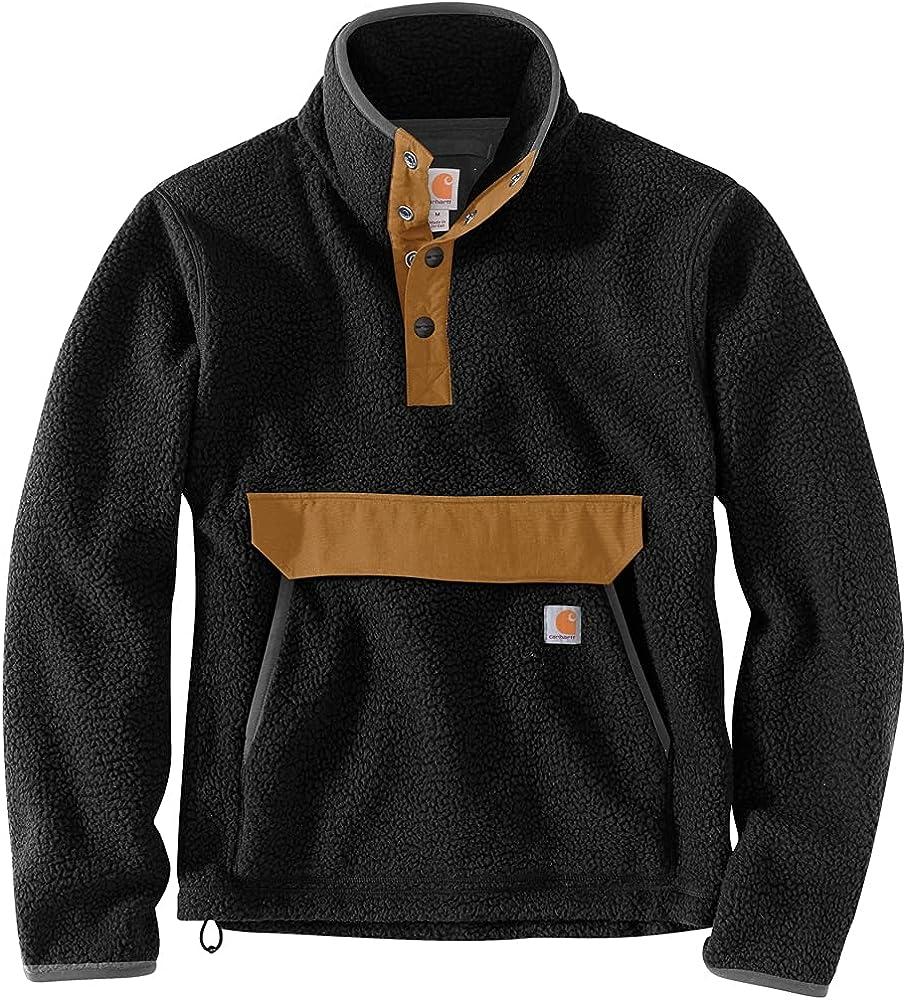 Carhartt Men's Relaxed Fit Fleece Pullover