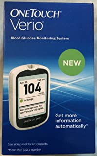 Best glucometer one touch verio Reviews