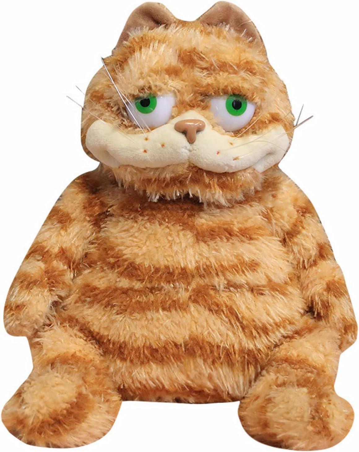 Lsdnlx Superior Plush Pillow Cute Max 41% OFF Toy Doll Garfie