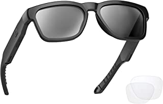 OhO Bluetooth Sunglasses,Open Ear Audio Sunglasses Speaker to Listen Music and Make Phone Calls, Water Resistance and Full...