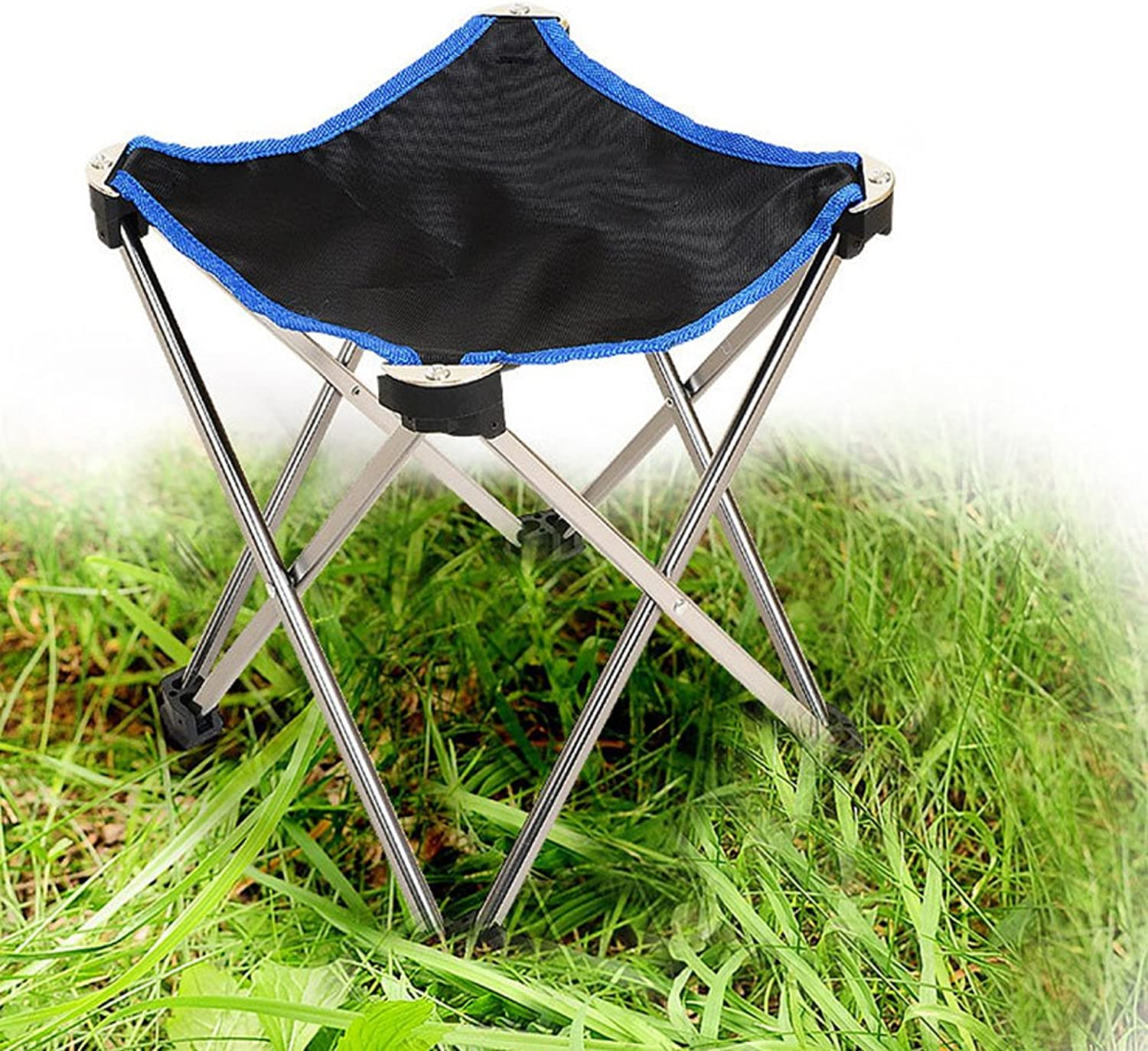 Outdoor Ultralight Compact Folding Stool Seat Camping Hiking Fishing BBQ Chair