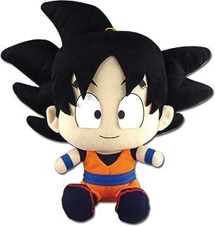 Great Eastern Dragon Ball Z GE-52971 Goku Sitting Pose Plush Stuffed Plush