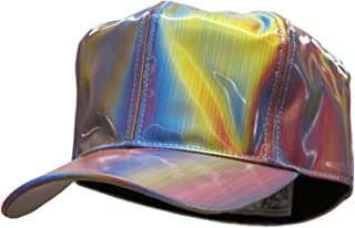 Magnoli Clothiers Back to The Future Marty McFly Holographic 2015 Color-Changing Baseball Cap