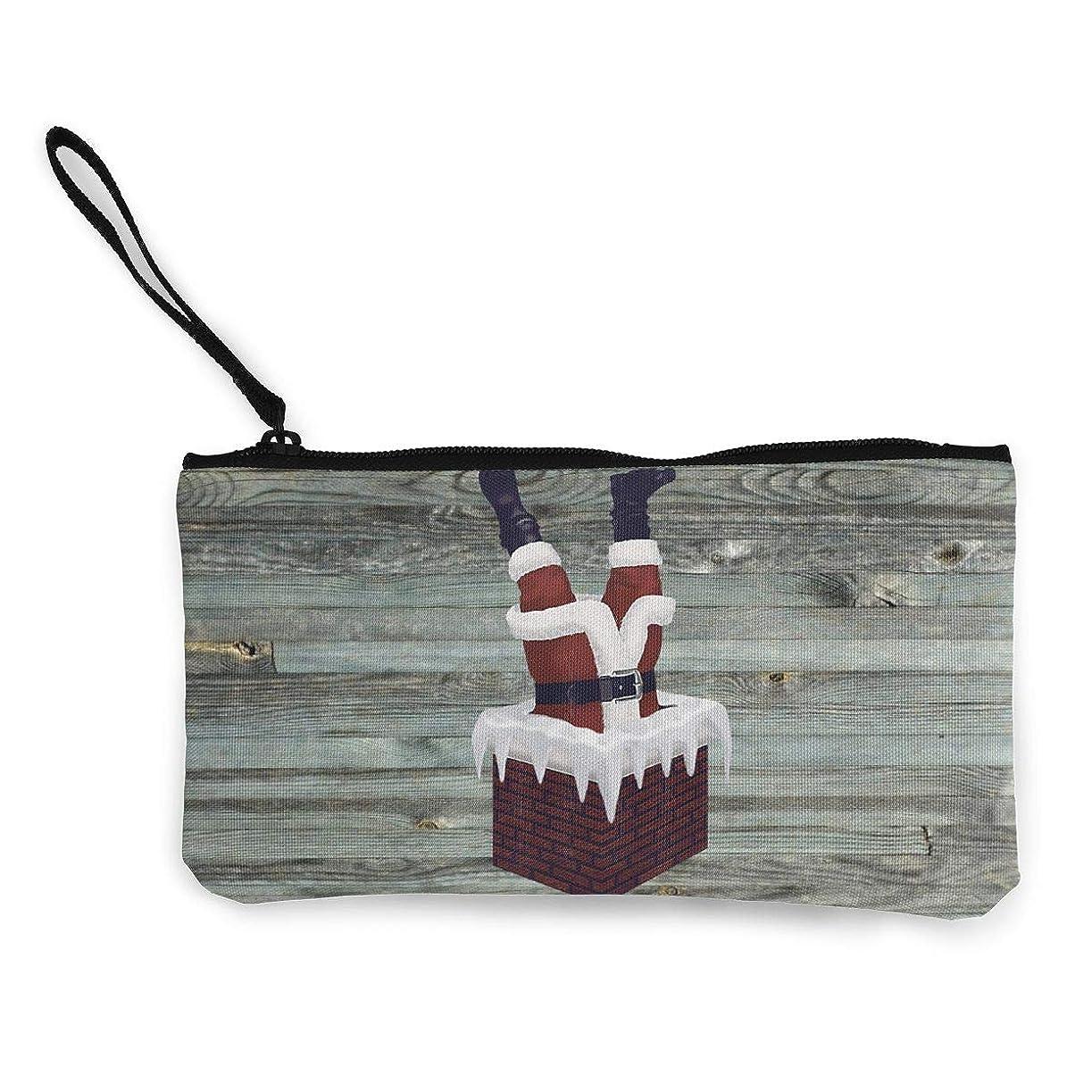 箱スカウトショルダークリスマス キャンバスコイン 財布 作る アップ バッグ ジッパー 小さい 財布 財布 にとって 現金 クレジット カード 運転手 ライセンス パスポート 等 W 8.5