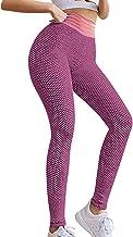 CXDS Vrouwen Hoge Taille Butt Lifting Naadloze Leggings Gym Fitness Panty Tummy Control Workout Yoga Broek Met Zakken