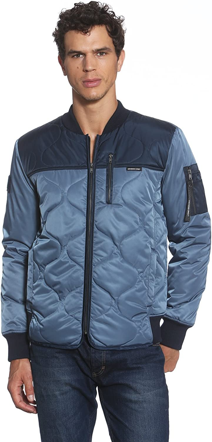 Ranking TOP17 Members Only Oval Branded goods Jacket Quilt Bomber