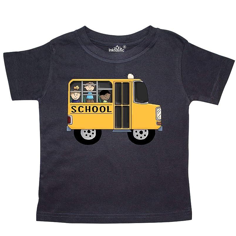 inktastic - School Bus Toddler T-Shirt 5f95 fh484390964