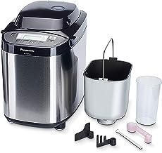 Panasonic SD-ZB2512KXE | Machine à pain, 33 Programmes, Distributeur de levure & fruits secs , Mode Confiture et Compote, ...