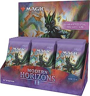 Magic: The Gathering Modern Horizons 2 Set Booster Box   30 Packs (360 Magic Cards)