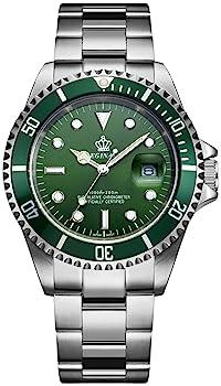 Fanmis Rotatable Bezel Quartz Dive Watch
