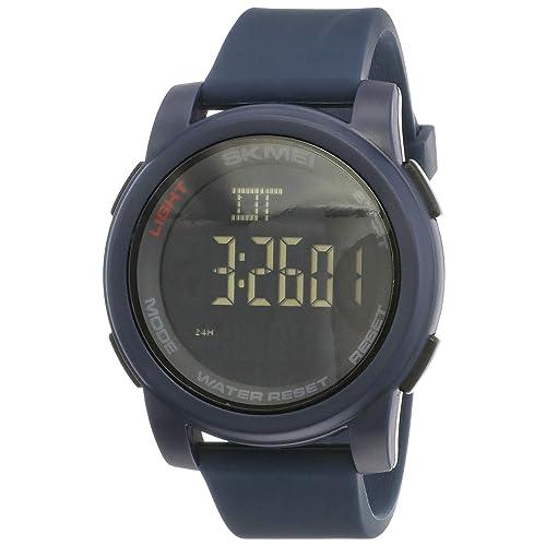 SKMEI Sports Digital Blue Dial Men's Watch - SkmeiMW71A