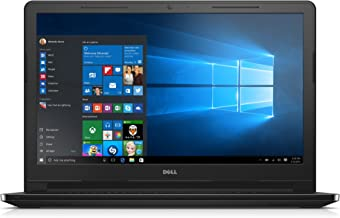 2018 Dell Inspiron 15 300015.6-inch HD Truelife LED-Backlit Display High Performance Laptop PC, Intel Celeron N3060 Dual Core Processor, 4GB RAM, 500GB HDD, DVD, WIFI, Bluetooth, HDMI, Windows 10