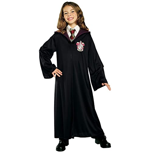 dde4c3ba66 Rubie s Official Harry Potter Gryffindor Classic Robe Childs Costume - Small