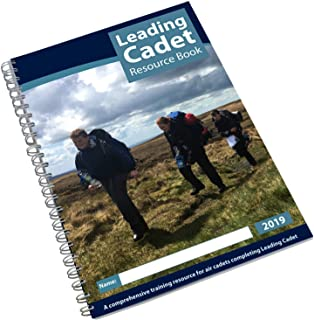 Leading Cadet Resource Book 2019-2020 Edition Single Book