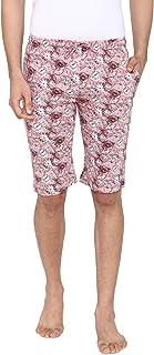 Bongio Men's Printed Shorts for Summer