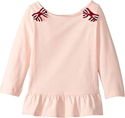 Peplum Top (Toddler/Little Kids/Big Kids)