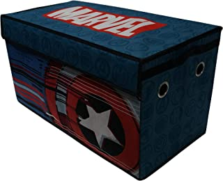 Marvel Avengers Collapsible Storage Trunk, Blue