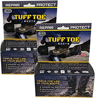 Tuff Toe Boot Protector Guard Cover Dip | Waterproof Shoe Repair Glue Adhesive