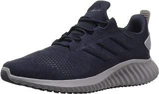 adidas Unisex Alphabounce cityrun Running Shoe, Legend Ink/Grey/Black, 5 M US Big Kid