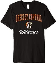 Greeley Central High School Wildcats Premium T-Shirt C3