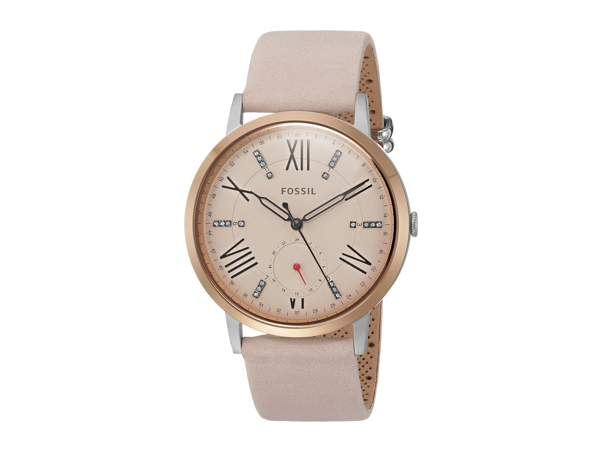 Reloj para Mujer Fossil Gazer Leather - ES4163  + Fossil en VeoyCompro.net