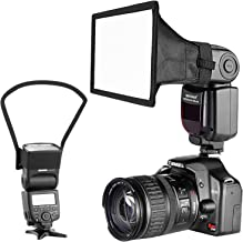 Neewer Camera Speedlite Flash Softbox and Reflector Diffuser Kit for Canon Nikon and..