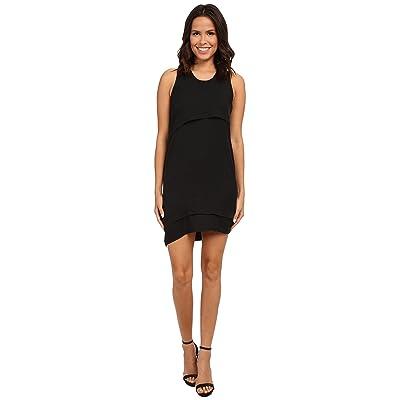 Alternative Cupro Blend Hideout Dress (Black) Women