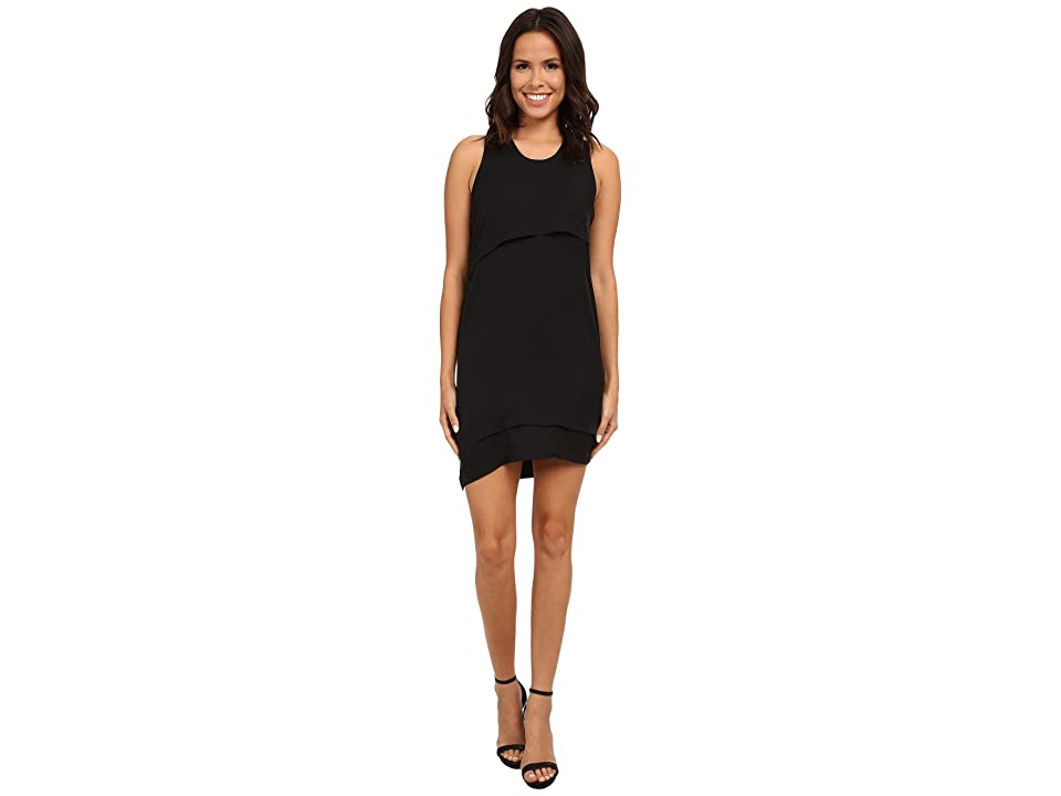 Alternative Cupro Blend Hideout Dress (Black) Women