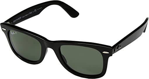 Black/Polarized Green Classic G-15