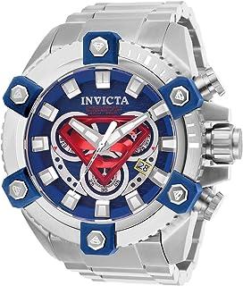 Invicta - DC Comics - Superman 26909 Reloj para Hombre Cuarzo - 56mm