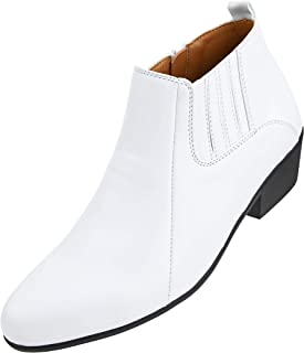 Best white dress with cowboy boots Reviews