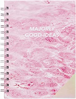 LaurDIY Pink Unicorn Collection Cute Notebooks for School, 160 Ruled Pages