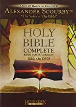 the holy bible narrated by alexander scourby