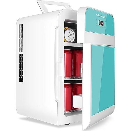 YITAMOTOR Portable Refrigerator 21 Quarts Mini Fridge with Digital Temperature Control Outdoor Cooler for Car,Vehicle,RV