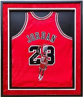 Best michael jordan signed framed jersey Reviews