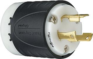 Legrand - Pass & Seymour L630PCCV3 Industrial-Strength NEMA L6-30P Turnlok Locking Plug 30A, 250 Volt | Plugs IP20 Suitabi...