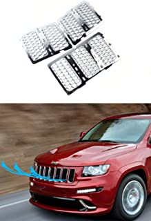 With Vents Lighted No Overlay 4 ABS Plastic Shape Chrome Plated ...