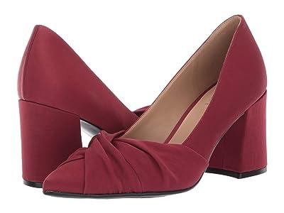 Naturalizer Helena (Garnet Fabric) High Heels