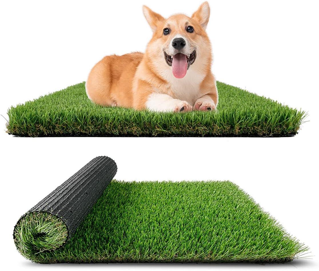 SUNTURF Puppy Grass Pee Award Pads for Do Rugs Ideal 55% OFF Artificial