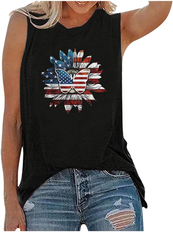 USYFAKGH Womens Deep O Neck Wrap Strap Tank Tops Summer Sleeveless Shirts Blouses