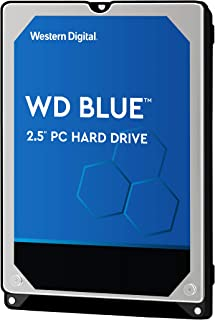 Western Digital WD10SPZX - Disco Duro Interno HDD (1TB, 5400, SATA, 128 MB) Color Azul