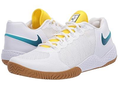 Nike Flare 2 HC (White/Valerian Blue/Oracle Aqua) Women