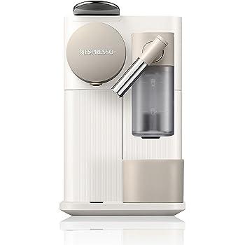 Nespresso Lattissima One Original Espresso Machine with Milk Frotherby De'Longhi, 33.8 ounce, Silky White