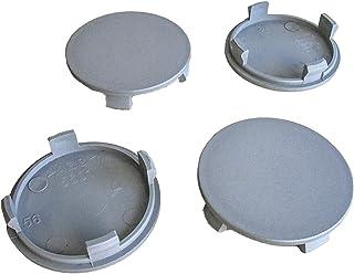 4x Nabenkappen 56 mm / 51,5 mm Nabendeckel für Universal