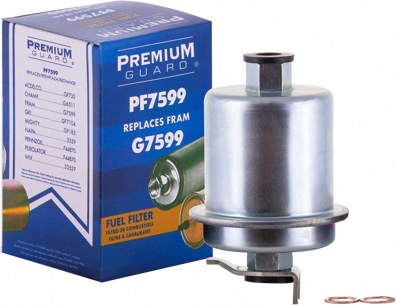 Premium Guard PF7599 Fuel Industry No. 1 Time sale Filter