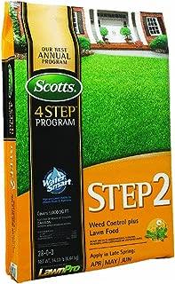 Scotts 23614 LawnPro Step 2 Weed Control Plus Lawn Fertilizer, 14.63-Pound
