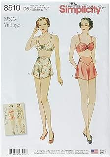 Best simplicity lingerie patterns Reviews