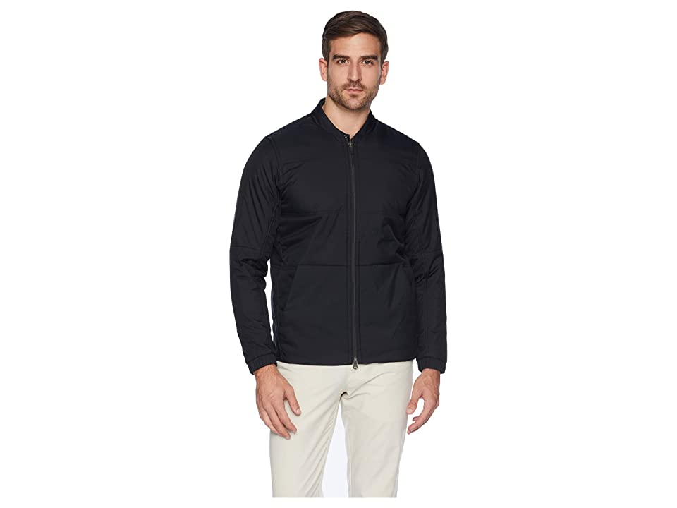 Nike Golf Synthetic Fill Jacket Core (Black/Black/Black) Men
