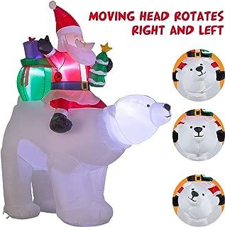 Best christmas polar bear decoration lights Reviews